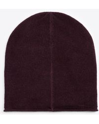 Vince Wool And Cashmere Beanie - Multicolour