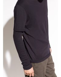 Vince | Double Layer Long Sleeve | Lyst