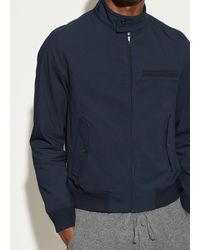 Vince Harrington Jacket - Blue