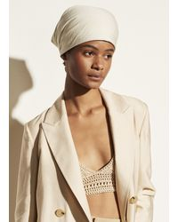 Vince Head Scarf - Natural