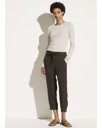 Vince Easy Pull On Pant - Multicolour