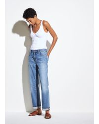 Vince - Relaxed Straight Leg - Lyst