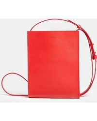 Vince Exclusive / Pacific Crossbody Pouch - Red