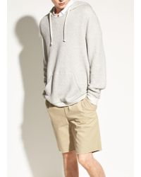 Vince - Cotton Chino Short - Lyst