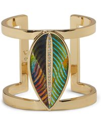 Vince Camuto - Feather T-bar Cuff - Lyst