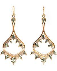 Vince Camuto - Jewel-spike Drop Earrings - Lyst