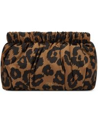 Vince Camuto Harlo Washable Pouch - Brown