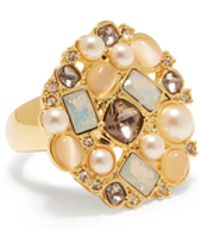 Vince Camuto - Mixed-gem Ring - Lyst