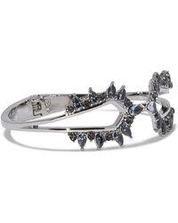 Vince Camuto - Jewel-spike Hinge Bracelet - Lyst