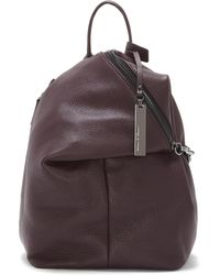 Vince Camuto - Giani – Zip-accent Small Backpack - Lyst