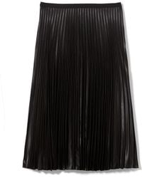 Vince Camuto - Pleated Skirt - Lyst