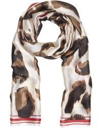 Vince Camuto | Leopard-spot Scarf | Lyst
