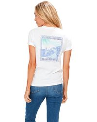 Vineyard Vines - Every Wave Should Feel This Good Short-sleeve Island T-shirt - Lyst