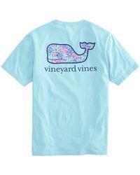 Vineyard Vines - Tuna Starfish Whale Fill Pocket T-shirt - Lyst