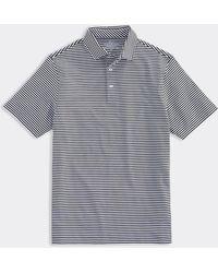Vineyard Vines Blank Winstead Stripe Sankaty Polo Shirt - Multicolor