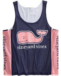 Vineyard Vines - Reversible Mesh Pinnie - Lyst