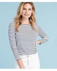 Vineyard Vines - Striped Simple Boatneck T-shirt - Lyst