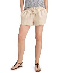 Vineyard Vines - Solid Pull On Shorts - Lyst
