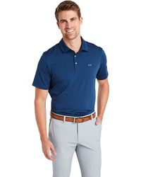 35d8ca461a Travis Mathew Nailed It Golf Polo for Men - Lyst