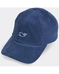 Vineyard Vines - Classic Corduroy Baseball Hat - Lyst
