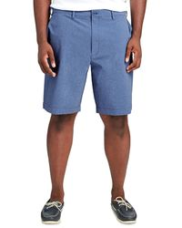 Vineyard Vines Big & Tall 10 Inch Performance Shorts - Blue