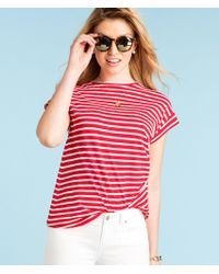 Vineyard Vines - Short-sleeve Nautical Stripe Tee - Lyst