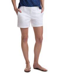 Vineyard Vines 5 Inch Every Day Shorts - White