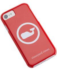 Vineyard Vines - Whale Dot Iphone 7 / 8 Case - Lyst