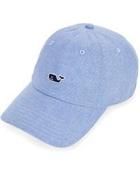 ec8816888 Chambray Logo Baseball Hat - Blue