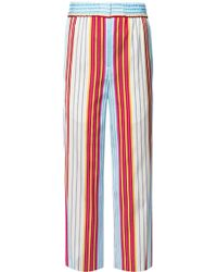Paul Smith - Striped Trousers - Lyst