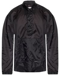 Givenchy Logo-patched Jacket - Black