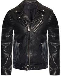 AllSaints - 'Rigg' Biker Jacket - Lyst