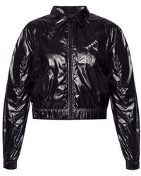 MISBHV - Jacket With An Embroidered Logo - Lyst