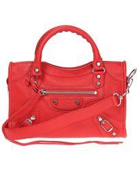 Balenciaga - 'mini City' Shoulder Bag - Lyst