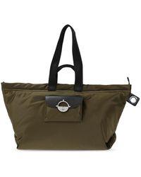 DIESEL 'bungy' Shopper Bag - Green