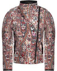 Isabel Marant - Patterned Jacket Multicolour - Lyst