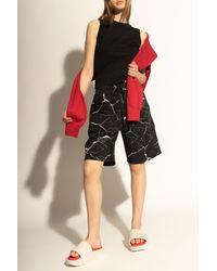 AllSaints 'talie' Shorts - Black