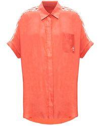 adidas Originals Short Sleeve Shirt - Orange