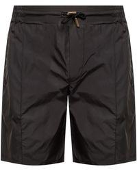 Billionaire Drawstring Shorts - Black