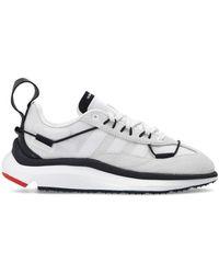 Y-3 'shiku Run' Trainers Cream - White