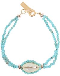 Isabel Marant - Bracelet With Shell - Lyst