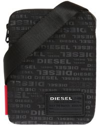 DIESEL - 'f-discover' Shoulder Bag - Lyst