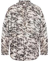 IRO Long-sleeved Top - Grey
