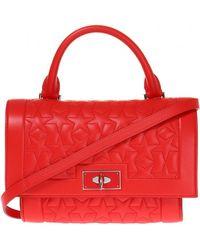 Givenchy - Shark Leather Handbag - Lyst
