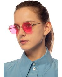 Undercover Sunglasses - Pink