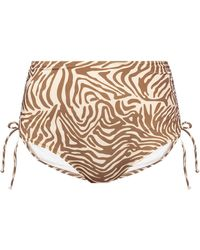 Samsøe & Samsøe Swimsuit Bottom Brown