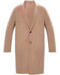 AllSaints 'hanson' Coat Beige - Natural