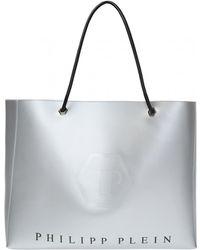 Philipp Plein - Metallic Tote Bag - Lyst