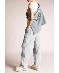 Eytys Long Sleeve T-shirt - Blue