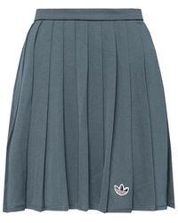 adidas Originals Pleated Skirt Green